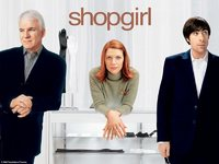 Обои для рабочего стола: Продавщица (Shopgirl)