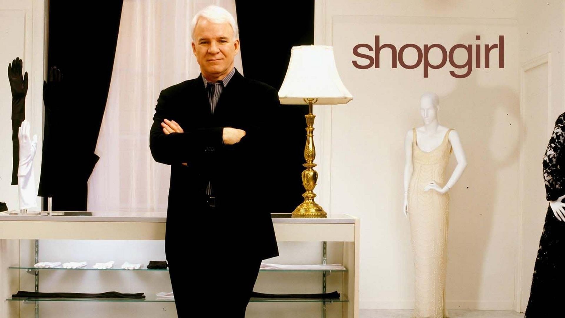 Продавщица (Shopgirl)