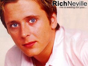 Обои Ричард Невилл (Ritchie Neville)