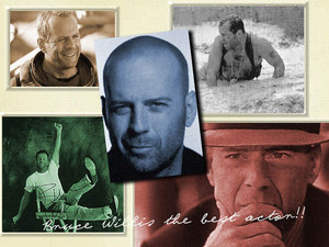Обои Брюс Уиллис (Bruce Willis)