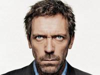 Обои для рабочего стола: Хью Лори (Hugh Laurie)