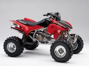 Обои Квадроцикл Honda