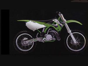Обои Мотокросовый мотоцикл