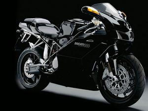 Обои Ducati 999 Testastretta