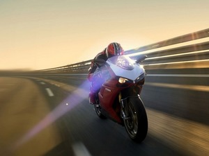 Обои Ducati 1098