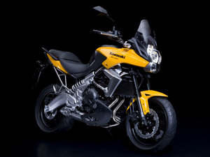 Обои Kawasaki Versys