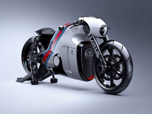 Обои Мотоцикл Lotus C-01