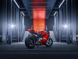 Обои Ducati 1199 R