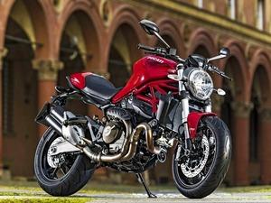 ���� Ducati Monster