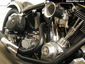 Обои Двигатель