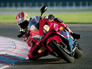 Обои Honda CBR 1000