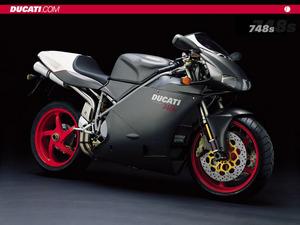 Обои Ducati 748s