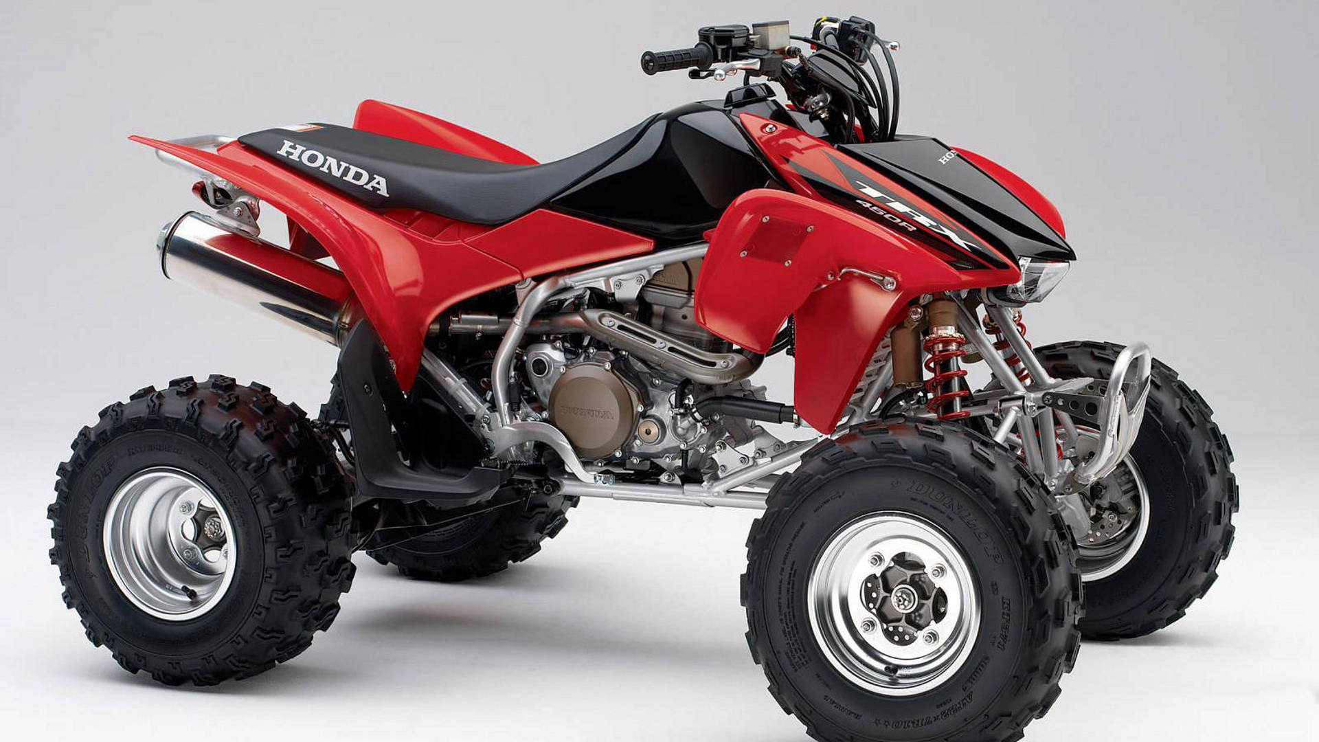 Квадроцикл Honda