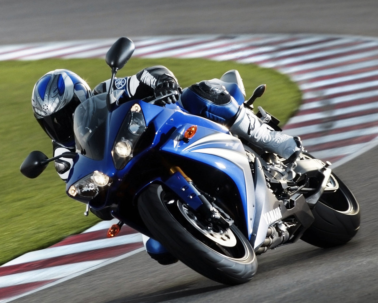 ямаха фото спортивных мотоциклов