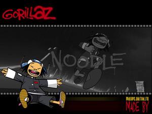 Обои Gorillaz