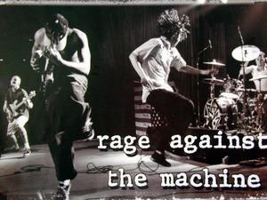 Обои Rage against the machine