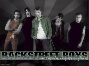 Обои Backstreet boys