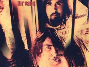 Обои Nirvana