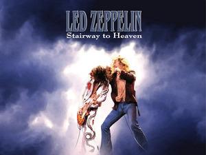 Обои Led Zeppelin - Stairway to heaven