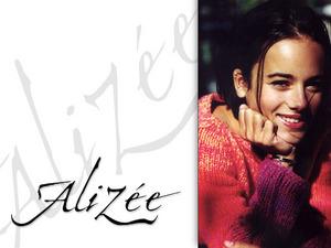 Обои Alizee
