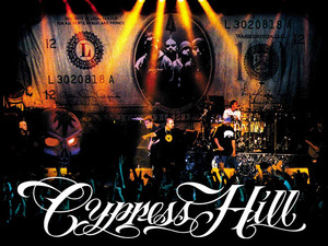 Обои Cypress Hill