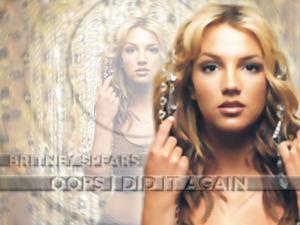 Обои Britney Spears