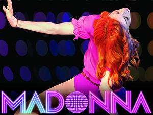 Обои Madonna, Confessions On A Dance Floor