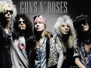 Обои Guns N'Roses