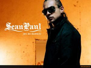 Обои Sean Paul - We Be Burnin