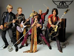 Обои Aerosmith