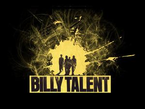 Обои Billy Talent
