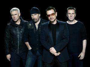 Обои U2