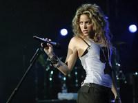 Обои для рабочего стола: Shakira