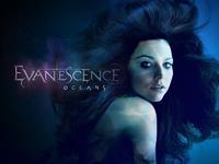 Обои для рабочего стола: Evanescence. Oceans