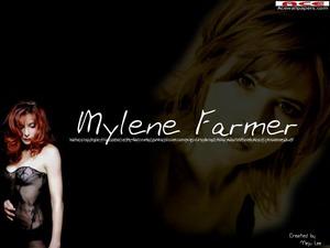 Обои Mylene Farmer