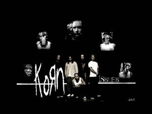 Обои Korn
