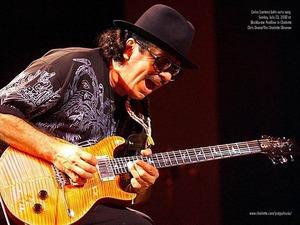 ���� Carlos Santana