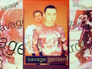 Обои Savage Garden