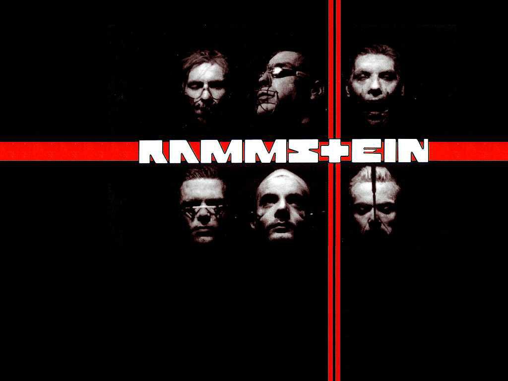 Rammstein скачать фото обои для рабочего стола