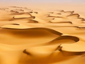 Обои Пески пустыни