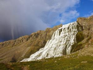 Обои Водопад, Исландия