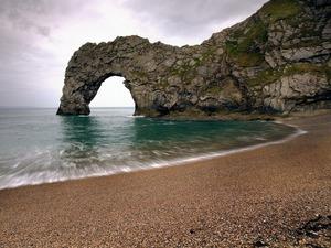 Обои Каменная арка