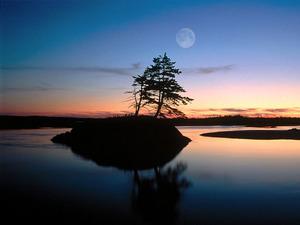 Обои Остров мечтаний