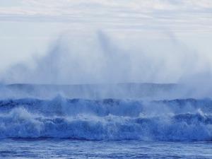 Обои Волнение моря