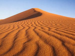 Обои Узоры пустыни