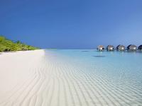 Обои для рабочего стола: Пустынный пляж