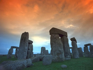 Обои Stonehenge, Южная Англия
