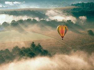 Обои Воздушный шар