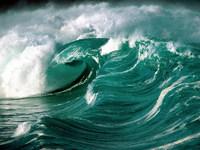 Обои для рабочего стола: Волны