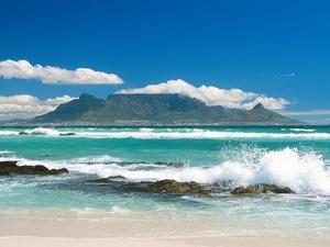 Обои Столовая гора, Кейптаун, Южная Африка